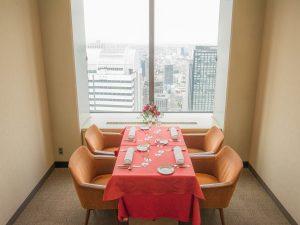 デューク新宿のお席の画像