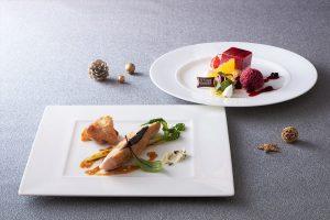 デューク新宿のコース料理画像